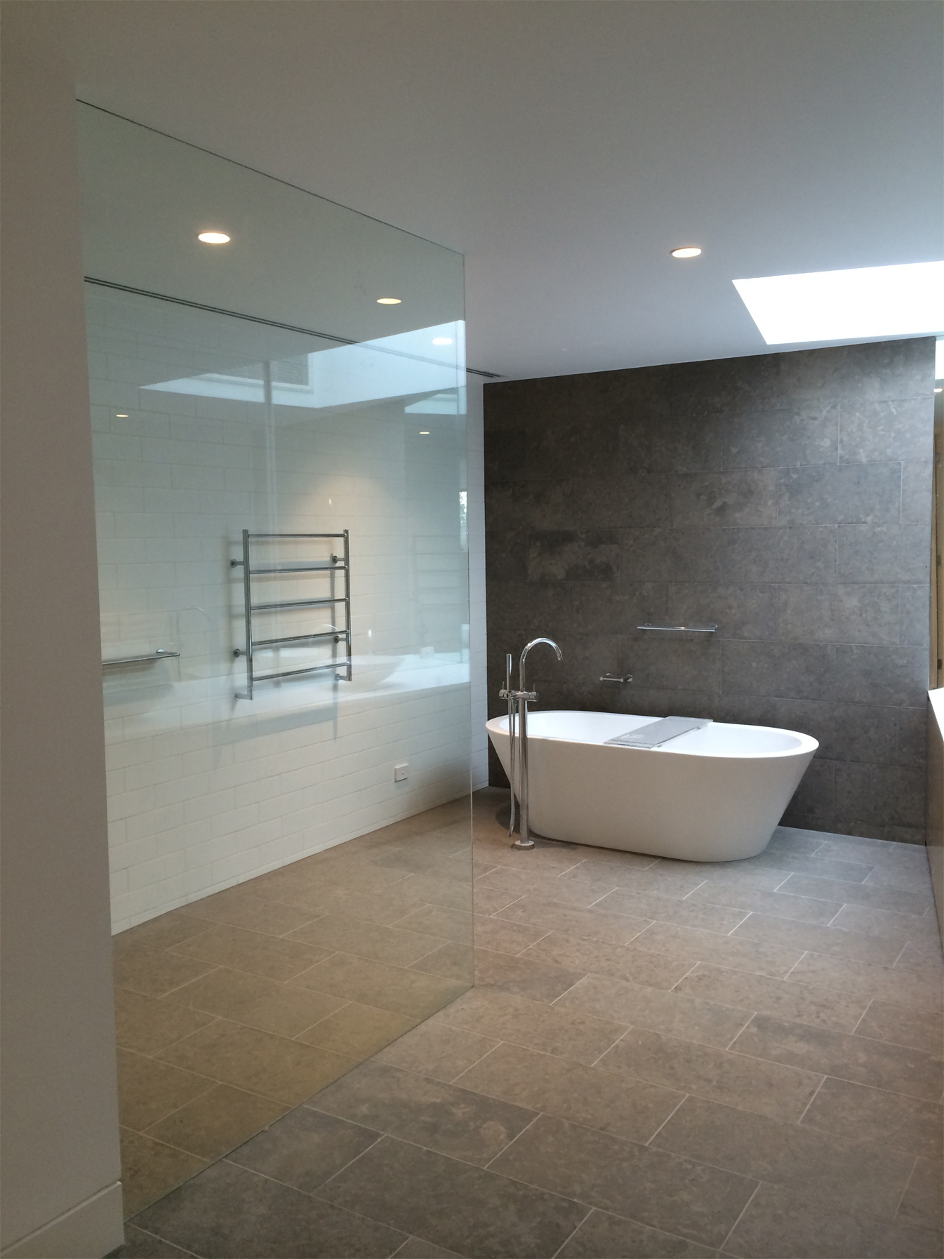 Glass Shower Screens In Melbourne Frameless Impressions