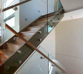 Glass Stairway Installation Melbourne